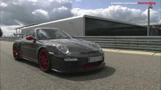 Extreme: Porsche 911 GT3 RS.  Test Drive