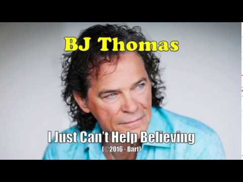 BJ Thomas - I Just Can't Help Believing (Karaoke)