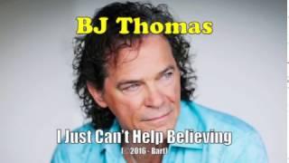 BJ توماس - أنا فقط لا يمكن أن تساعد في الاعتقاد (الكاريوكي)