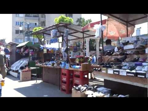 Another walk through the market in Skopje, Macedonia