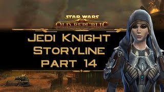 SWTOR Jedi Knight Storyline part 14: Meeting Lord Scourge