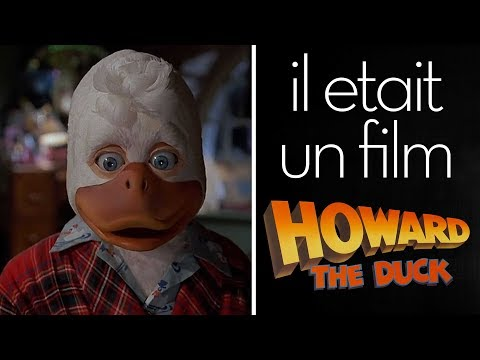 (Howard The Duck) - Il Était Un Film