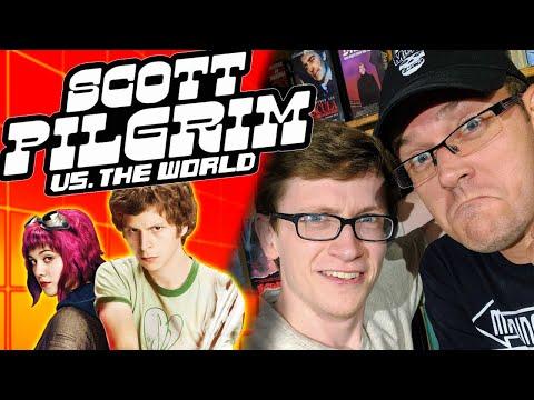 Scott Pilgrim vs. the World, with Scott The Woz!! - Rental Reviews