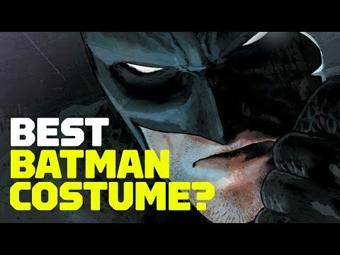 Did DC Accidentally Design the Perfect Batman Costume?