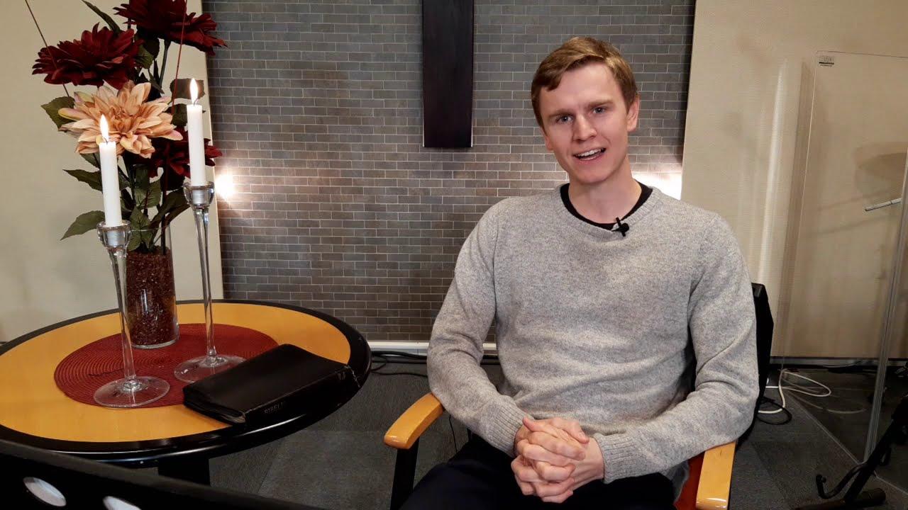 Daniel Berglund: Gud är lika nära ..