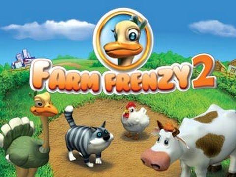 تحميل لعبة farm frenzy 2