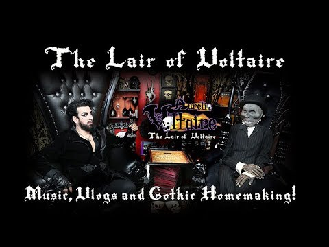Welcome to The Lair of Voltaire! Channel trailer- April 2018