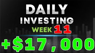 Dividend Investing | Week 11 | Daily Investing