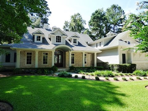 5 Berkeley Hall Court Belfair Bluffton Four Or Five Bedroom Golf View Home