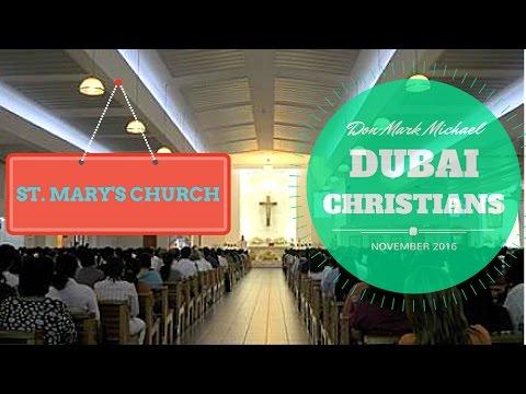 Dubai Vlog ( CHRISTIANITY in Dubai)
