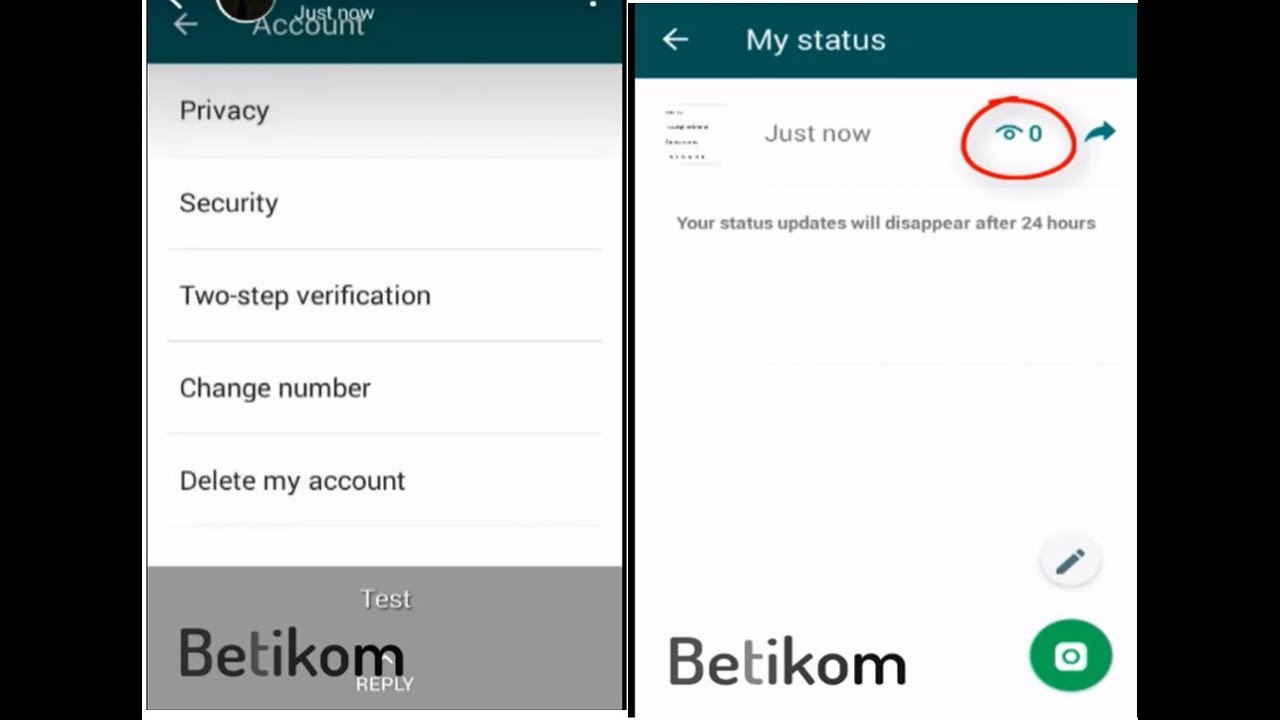 How To See Whatsapp Status Without Them Knowing