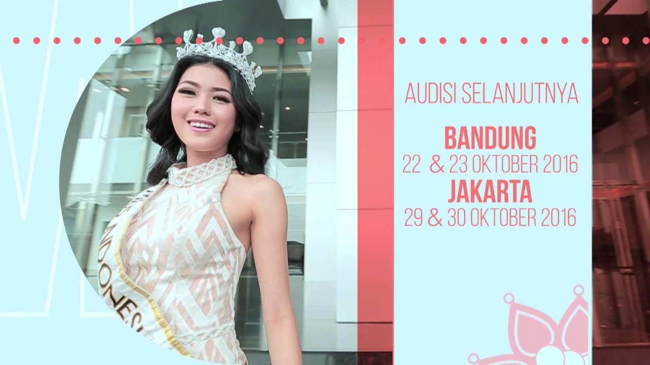 rcti promo miss indonesia 2017 audisi yogyakarta