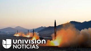 ¿Lanzamientos de misiles de Corea del Norte son saboteados desde Washington?