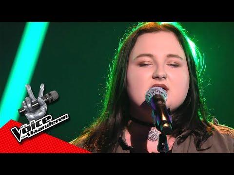 Daria - 'Lost' | Blind Auditions | The Voice Van Vlaanderen | VTM