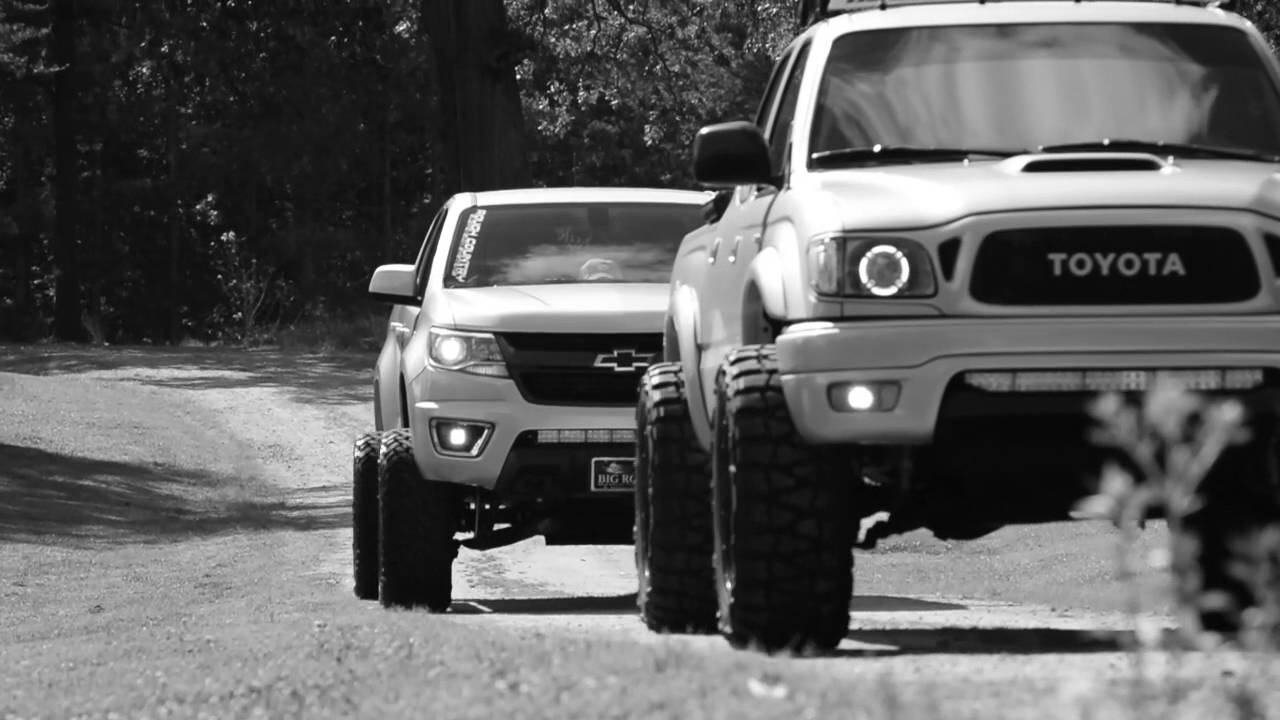 Lifted Chevy Colorado >> 6 Inch Lifted 2015 Chevy Colorado - YouTube