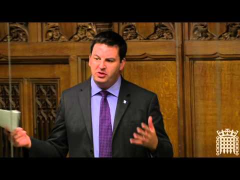 English Votes for English Laws Debate - Andrew Percy MP