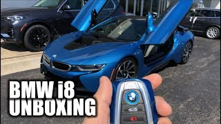 I Bought The Best Value BMW i8 In The Country