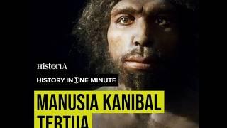 Inilah Manusia Kanibal Tertua
