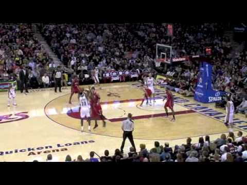 Nightly Notable (12/30/2009): LeBron James Scores Season-High 48 Points vs. Hawks