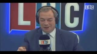 Nigel Farage Discusses the Delaying Tactics of the EU over Brexit