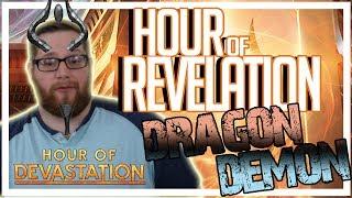 hour of revelation hour of devastation lore lesson fnl returns