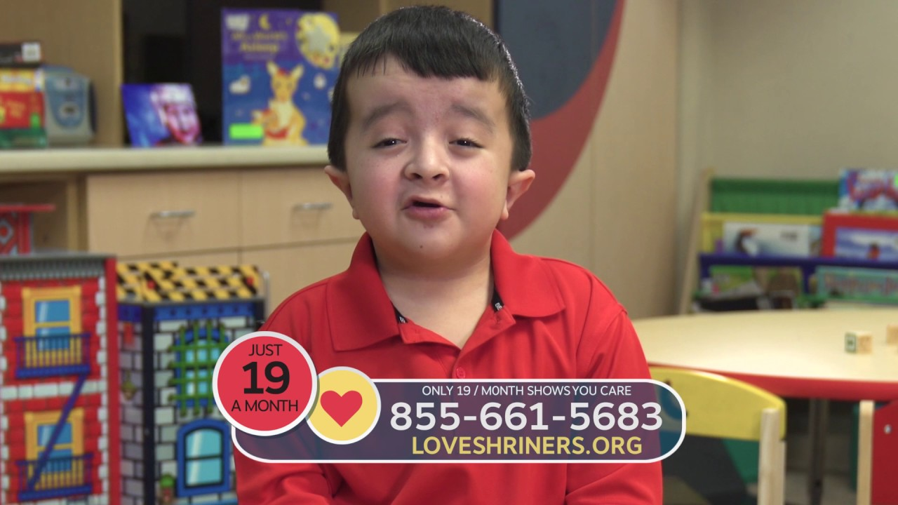 First Moments Shriners Hospitals For Children Youtube