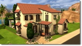 Sims 4 Oasis Spring Family House Youtube Downloader Free