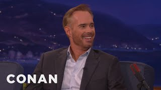Joe Buck Wanted Hair Plug Advice From Matthew McConaughey  - CONAN on TBS