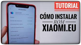 Cómo instalar ROM Xiaomi.EU en Pocophone F1