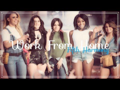 Fifth Harmony - Work From Home (Lyrics + Deutsche Übersetzung)