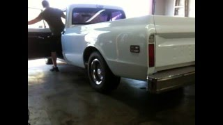 1970 Chevy c10 truck w/comp mutha thumpr cam part 3