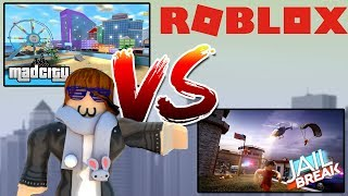Is Madcity Going to replace Jailbreak? Roblox QNA