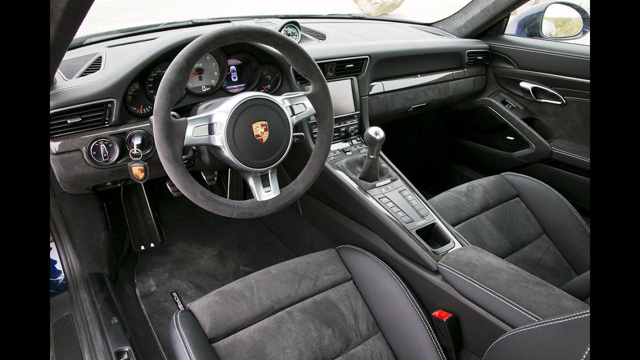 Porsche 911 Carrera Gts 991 0 150 Km H Sprint Rwd