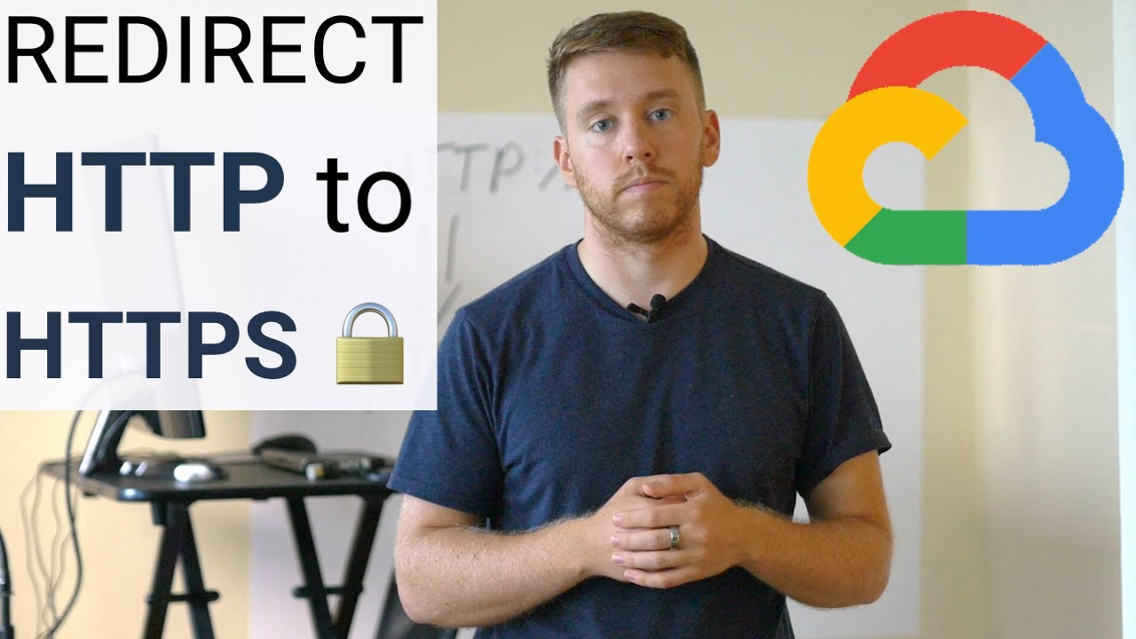 How to Redirect HTTP to HTTPS in Google Cloud Platform