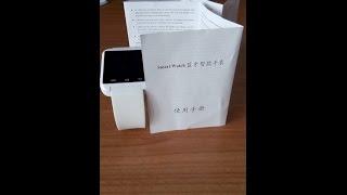 Recensione Smartwatch U Watch U8 CLONE