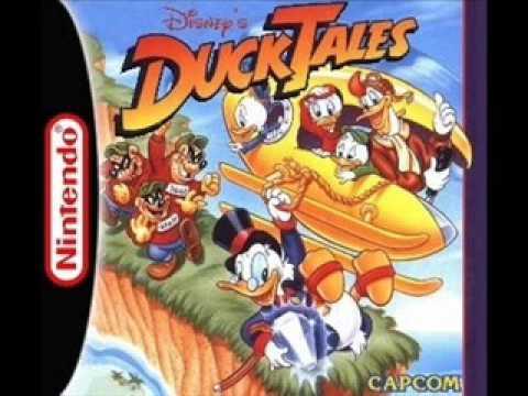 Nintendo Duck Tales - The Moon (drum n bass remix) by Dac2k9