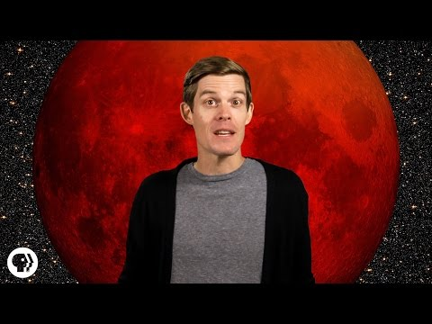This is a SUPER BLOOD MOON! Lunar Eclipses Explained