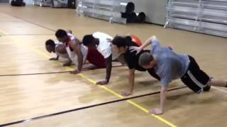 Momentum Skills Academy - Strength & Conditioning - Basketball Skills Training- Charlotte, Nc