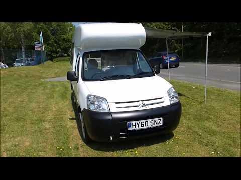 caravan hook up reel