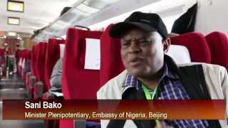 CHINA HIGH SPEED RAIL FOR AFRICAN COUNTRIES