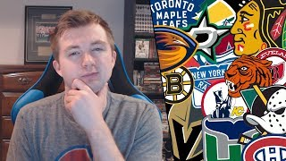 CAN YOU NAME EVERY NHL TEAM TO EVER EXIST?