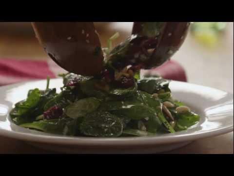 How To Make Cranberry Spinach Salad   Allrecipes.com