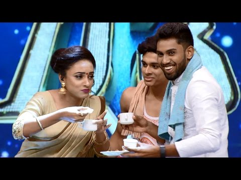 D3 D 4 Dance I Ep 108 - Chattambees are back...! I Mazhavil Manorama