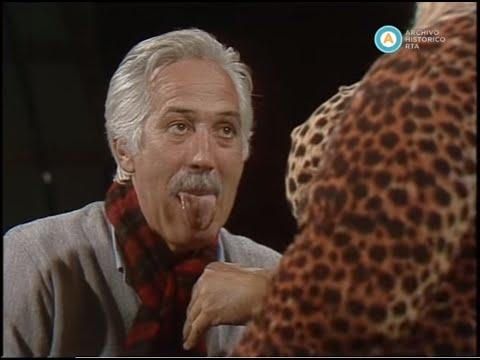 Antonio Gasalla con Inda Ledesma, Ámbar La Fox y Federico Luppi, 1988 (parte II)