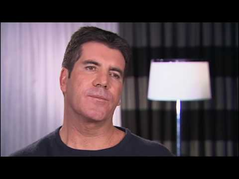 Simon Cowell reacts to Susan Boyle's number one