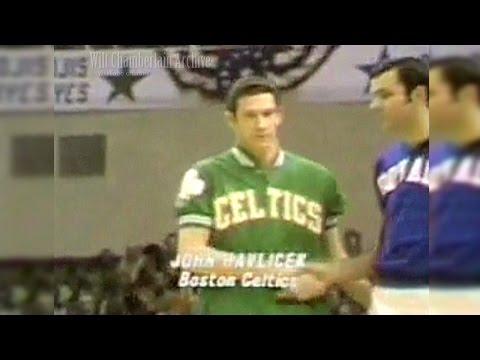 John Havlicek 14pts, 7reb, 3a, 2stl  (1969 NBA ASG Full Highlights)