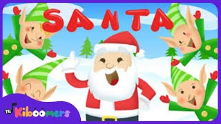 The Lights on the Christmas Tree Song for Kids | Christmas Songs for Children