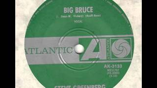 Steve Greenberg - Big Bad Bruce (1969)