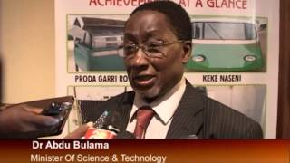 Africa's Senior Experts Dialogue on Science & Technology