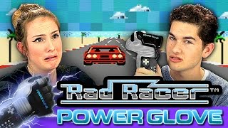 RAD RACER (NES) (Teens React: Retro Gaming)